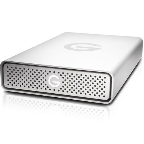 G-Technology 5TB G-DRIVE USB G1 USB 3.0 Hard Drive