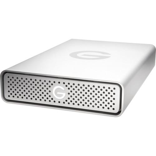 G-Technology 6TB G-DRIVE USB G1 USB 3.0 Hard Drive