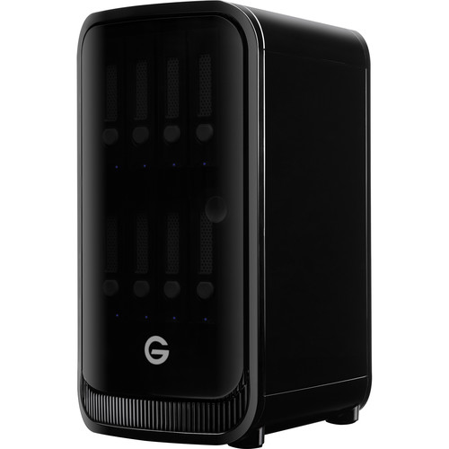G-Technology G-Speed Studio XL 64TB 8-Bay Thunderbolt 2 RAID Array (8 x 8TB)