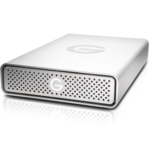 G-Technology 8TB G-DRIVE G1 USB 3.0 Hard Drive