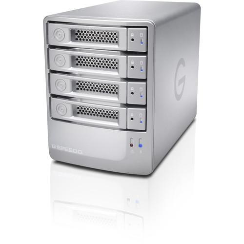 G-Technology G-SPEED Q 32TB (4 x 8TB) 4-Bay RAID Array
