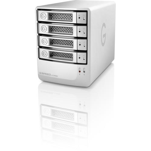 G-Technology G-SPEED eS PRO 32TB (4 x 8TB) 4-Bay Mini-SAS Array