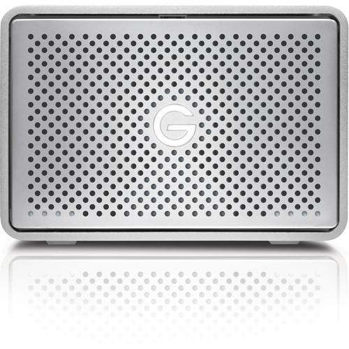 G-Technology G-RAID USB G1 12TB Removable Dual-Drive Storage System (2 x 6TB)