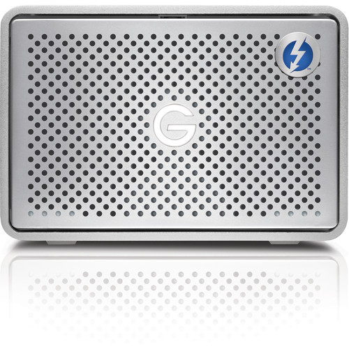 G-Technology G-RAID 8TB 2-Bay Thunderbolt 2 RAID Array (2 x 4TB)