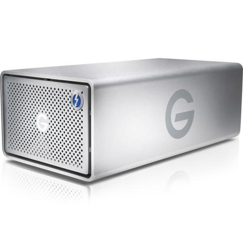 G-Technology G-Raid Removable 10TB 2-Bay TB2/U3