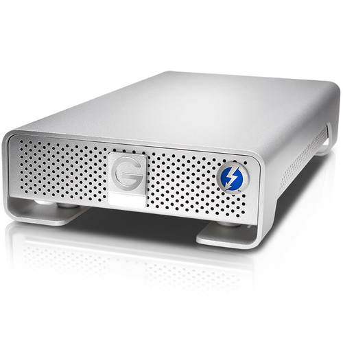 G-Technology 8TB G-DRIVE with Thunderbolt