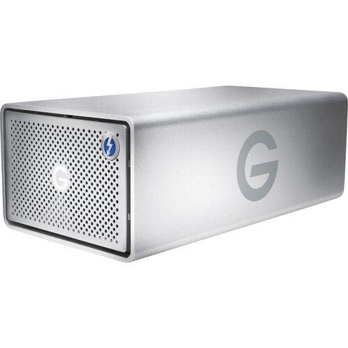 G-Technology G-RAID 20TB 2-Bay Thunderbolt 2 RAID Array (2 x 10TB)