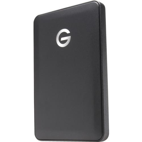 G-Technology 1TB G-DRIVE USB 3.0 Type-C mobile Hard Drive