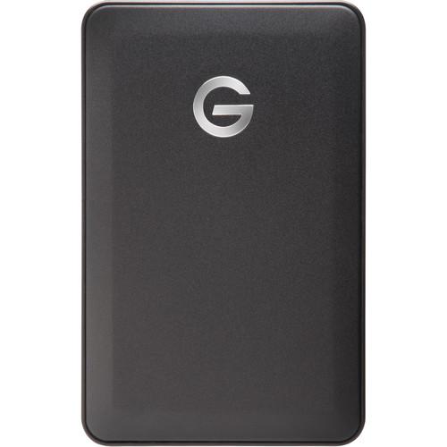 G-Technology 0G05450 2TB USB 3.0 Mobile Hard Drive