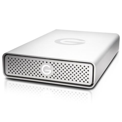 G-Technology 8TB G-DRIVE USB 3.1 Gen 1 Type-C External Hard Drive