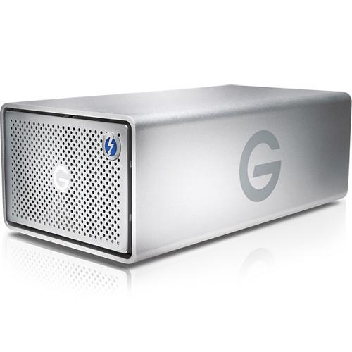 G-Technology G-RAID 8TB 2-Bay Thunderbolt 3 RAID Array (2 x 4TB)