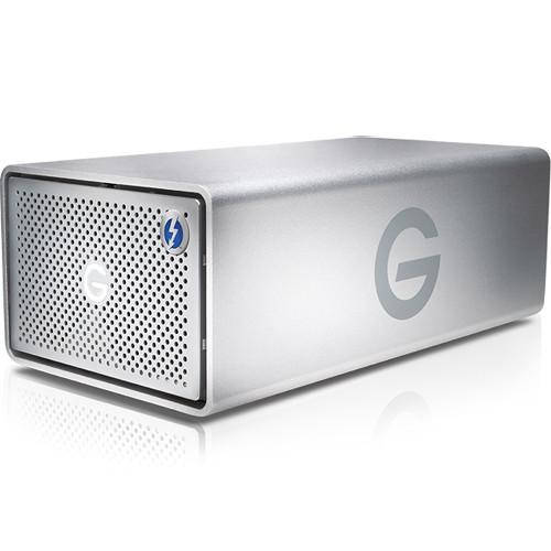 G-Technology G-RAID 24TB 2-Bay Thunderbolt 3 RAID Array (2 x 12TB)