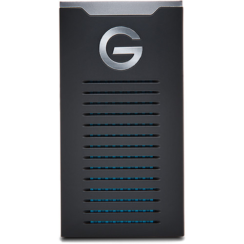 G-Technology 1TB G-DRIVE USB 3.1 Gen 2 Type-C mobile SSD