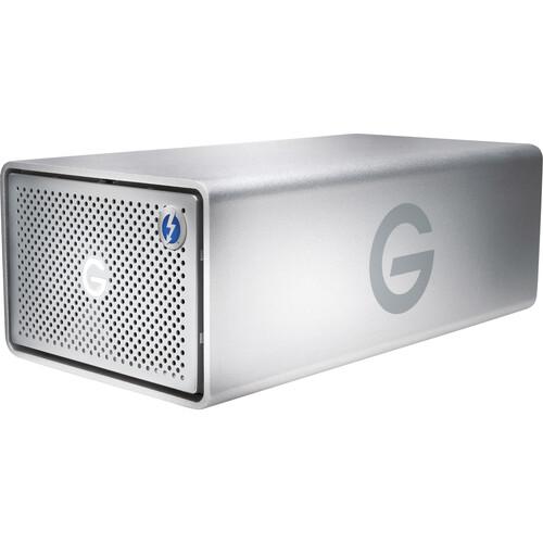 G-Technology G-RAID 28TB 2-Bay Thunderbolt 3 RAID Array (2 x 14TB)
