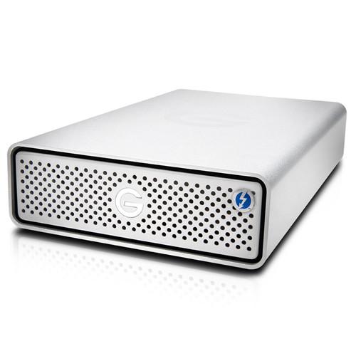 G-Technology 6TB G-DRIVE External Hard Drive (Thunderbolt 3 & USB 3.1 Gen 1)