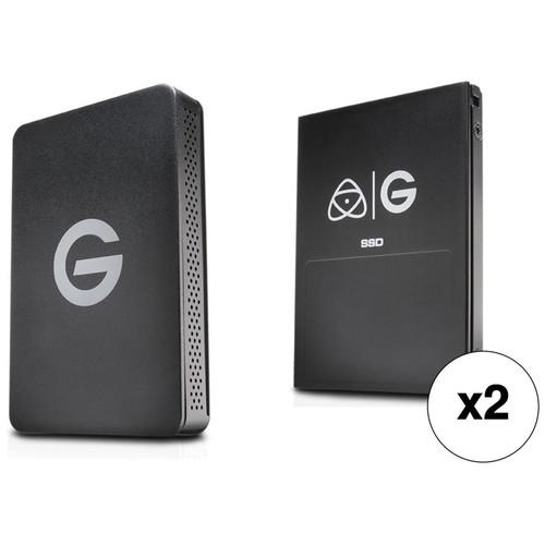 G-Technology Atomos Master Caddy 512GB SSD Kit