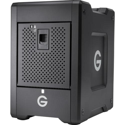 G-Technology G-SPEED Shuttle 24TB 4-Bay Thunderbolt 3 RAID Array (4 x 6TB)