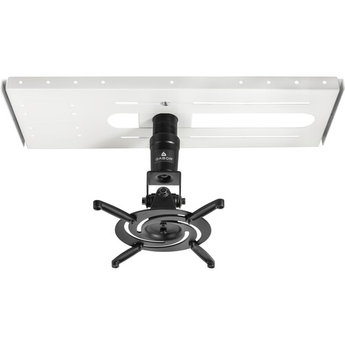Gabor Suspended Ceiling Mounting Plate & 360° Projector Mount Kit