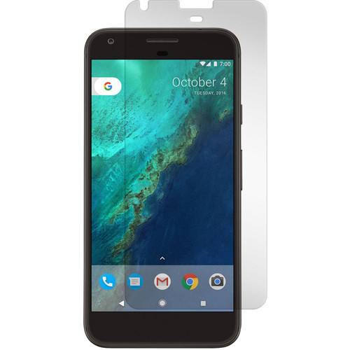 Gadget Guard Black Ice Edition Tempered Glass Screen Protector for Google Pixel XL