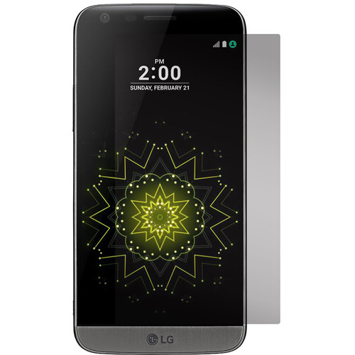 Gadget Guard Black Ice Edition Tempered Glass Screen Protector for LG G5