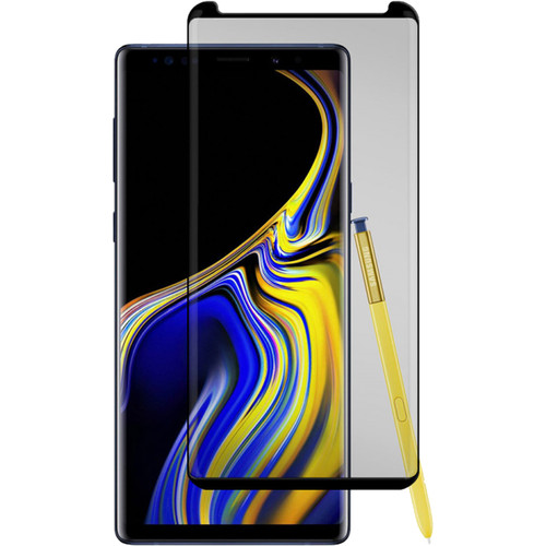 Gadget Guard Black Ice Cornice Edition Tempered Glass Screen Protector for Galaxy Note9