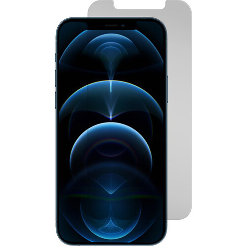 Gadget Guard Black Ice Tempered Glass Screen Protector for Apple iPhone 12 Pro Max