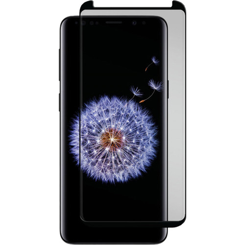Gadget Guard Black Ice+ Cornice 2.0 Edition Tempered Glass Screen Protector for Galaxy S9+
