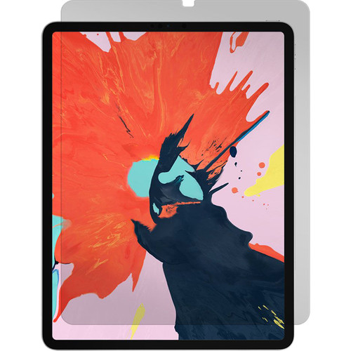 "Gadget Guard Black Ice Tempered Glass Screen Protector for 12.9"" Apple iPad Pro (2018)"