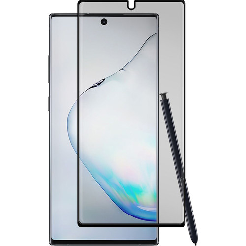 Gadget Guard Black Ice+ Cornice Flex Edition Insured Curved Flexible Display Protector for Galaxy Note10+