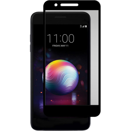 Gadget Guard Black Ice+ Tempered Glass Screen Protector for LG K30