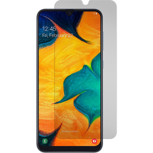 Gadget Guard Black Ice+ Edition Insured Glass Screen Protector for Galaxy A30/A50