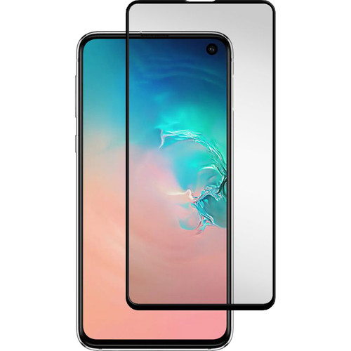 Gadget Guard Black Ice+ Edition Insured Tempered Glass Screen Protector for Galaxy S10e