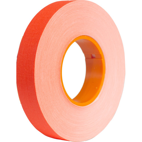 "GaffGun GT Pro Gaffer's Tape Roll (1"" x 55 yd, Orange)"