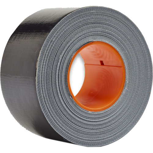 "GaffGun GT Duct 500 Pro Grade Duct Tape (2"" x 50 yd, Black)"