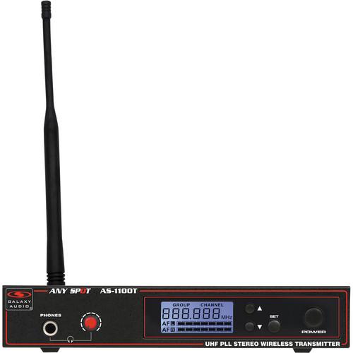 Galaxy Audio AS-1100T Wireless Transmitter