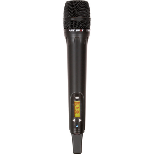 Galaxy Audio TVHH Wireless Handheld Cardioid Dynamic Microphone