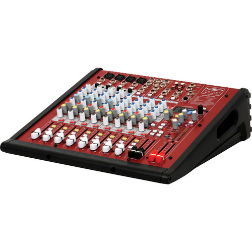 Galaxy Audio AXS-10 12-Input Analog Audio Mixer