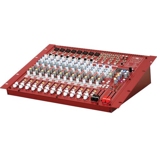 Galaxy Audio AXS-16RM 16-Input Analog Audio Mixer (Rack Mountable)