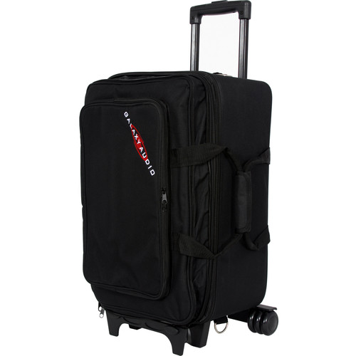 Galaxy Audio Traveler Tote Bag with Extendable Handle and Wheels for AS-TV8 Speaker