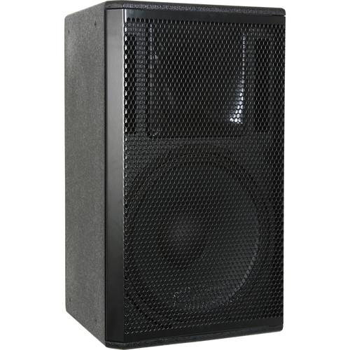 "Galaxy Audio CR15 Core Series 15"" 2-Way 1500W Passive PA Speaker (Black)"