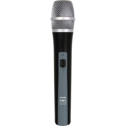 Galaxy Audio HH38 Handheld Wireless-Transmitter