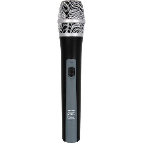 Galaxy Audio HH38 Handheld Microphone Transmitter (Code L: 655 to 679 MHz)