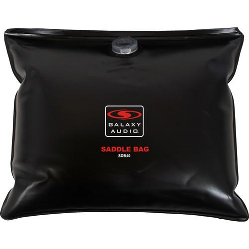 Galaxy Audio Saddle Bag Sand/Water Bag