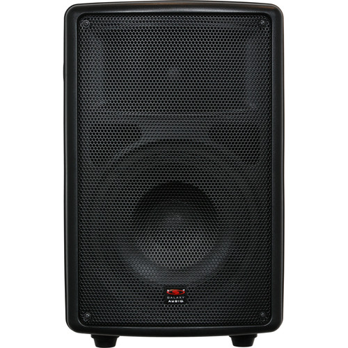 """Galaxy Audio TQ8 Traveler Quest 8 Battery Powered 8"""" Speaker with Built-In Bluetooth"""