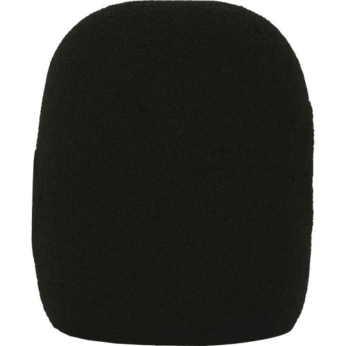 Galaxy Audio WS-HK Windscreen for Wired Handheld Microphones (Black)