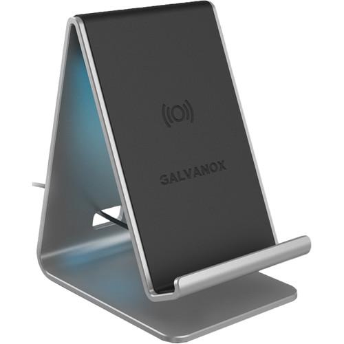 Galvanox Aluminum Wireless Qi Charging Dock