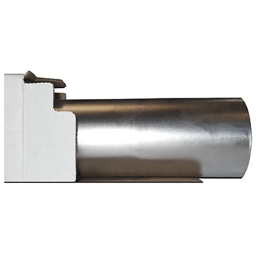 """GAMWRAP Heavy-Duty Silver Foil (24"""" x 25', 12 Rolls)"""