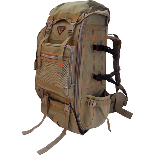 GamePlan Gear The CameraMan Pack (Olive Green)