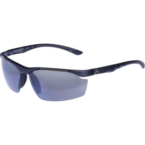 Gargoyles Assault Ballistic Sunglasses (Metallic Dark Gunmetal Frame, Smoke/Silver Mirrored Lenses)