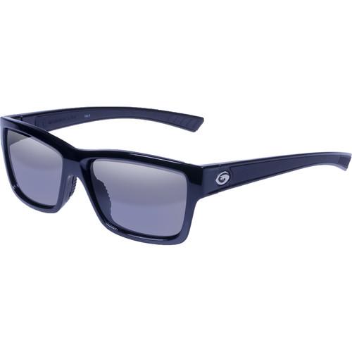 Gargoyles Homeland Polarized Sunglasses (Black Frame, Smoke Lenses)